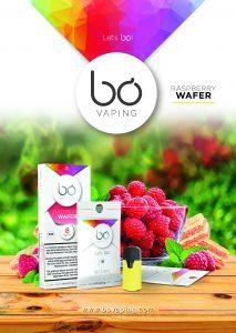Raspberry Wafer - 2 Pack